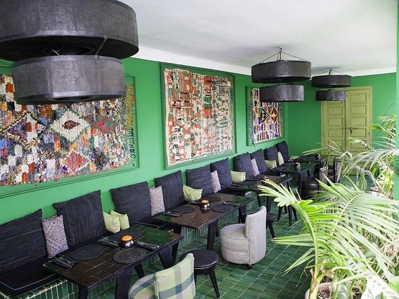Le Jardin Cafe/Restaurant Outside Marrakech