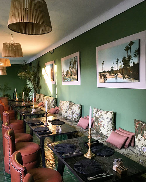 Le Jardin - Restaurants in Marrakech